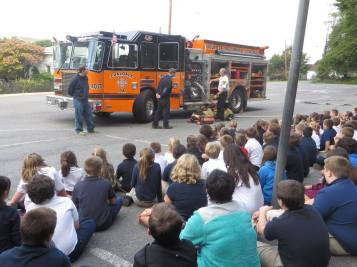 Fire Safety Week, from Facebook page, Our Lady Of Angels Academy, Lansford, 10-7-2015 (12)