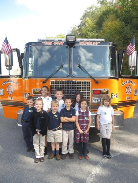 Fire Safety Week, from Facebook page, Our Lady Of Angels Academy, Lansford, 10-7-2015 (23)