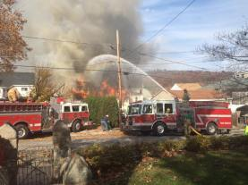 Four Homes Damaged by Fire, Walnut Street, from Katie Schreck, Ashland, 11-6-2015 (3)
