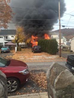 Four Homes Damaged by Fire, Walnut Street, from Katie Schreck, Ashland, 11-6-2015 (4)