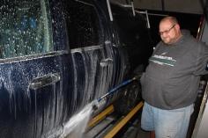 Free Car Wash, The Washery System Carwash, Tamaqua, 11-11-2015 (5)