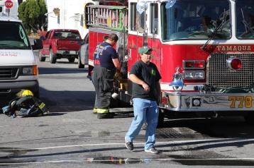 House Fire, 208 Biddle Street, Tamaqua, 11-4-2015 (10)