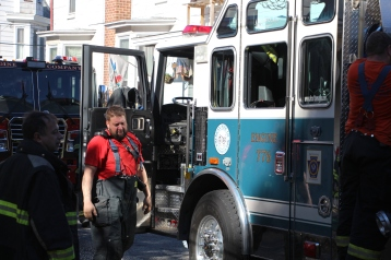 House Fire, 208 Biddle Street, Tamaqua, 11-4-2015 (21)