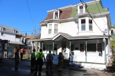 House Fire, 208 Biddle Street, Tamaqua, 11-4-2015 (28)