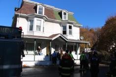 House Fire, 208 Biddle Street, Tamaqua, 11-4-2015 (30)