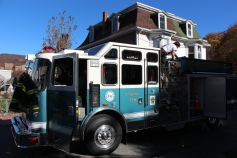 House Fire, 208 Biddle Street, Tamaqua, 11-4-2015 (37)