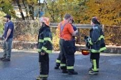 House Fire, 208 Biddle Street, Tamaqua, 11-4-2015 (39)