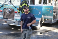 House Fire, 208 Biddle Street, Tamaqua, 11-4-2015 (48)