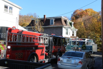 House Fire, 208 Biddle Street, Tamaqua, 11-4-2015 (81)