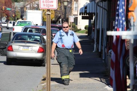 House Fire, 208 Biddle Street, Tamaqua, 11-4-2015 (83)