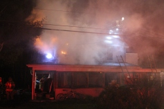 House Fire, 252 Hillside Drive, Barnesville, 11-22-2015 (5)