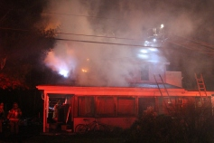 House Fire, 252 Hillside Drive, Barnesville, 11-22-2015 (6)