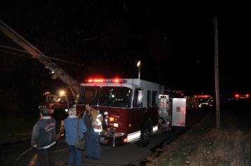 House Fire, 252 Hillside Drive, Barnesville, 11-22-2015, from Coal Region Barrett (22)