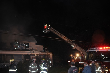House Fire, 252 Hillside Drive, Barnesville, 11-22-2015, from Coal Region Barrett (23)