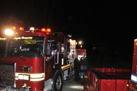 House Fire, 252 Hillside Drive, Barnesville, 11-22-2015, from Coal Region Barrett (76)