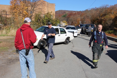 Lowlife Steal $13,000 Worth of Equipment from Firefighters on Scene of Fire in Tamaqua (11)