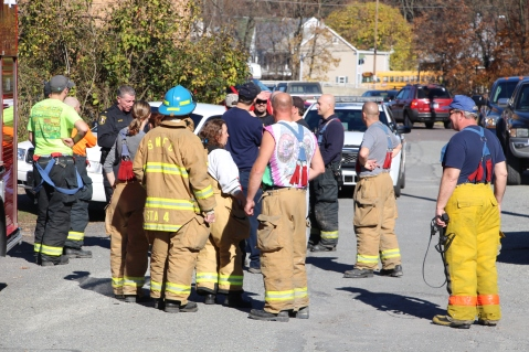 Lowlife Steal $13,000 Worth of Equipment from Firefighters on Scene of Fire in Tamaqua (14)