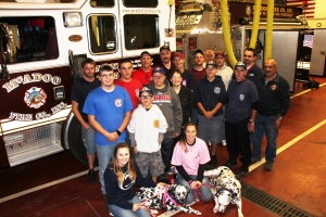 Open House, Fire Prevention Awareness, McAdoo Fire Company, McAdoo, 10-7-2015 (37)