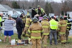 Overturned Vehicle, SR309, Hometown, 11-28-2015 (11)