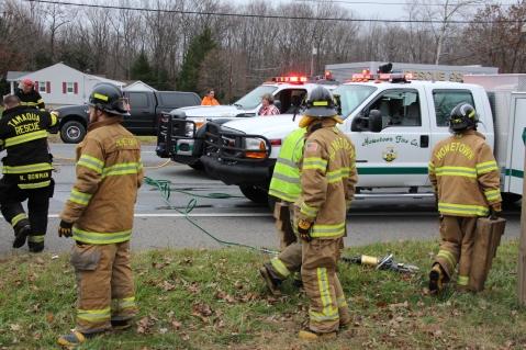 Overturned Vehicle, SR309, Hometown, 11-28-2015 (17)