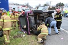 Overturned Vehicle, SR309, Hometown, 11-28-2015 (19)