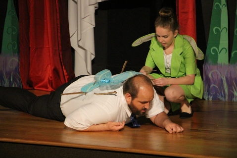 Performance of CSI Neverland, TACT, Tamaqua Community Arts Center, Tamaqua, 10-17-2015 (128)
