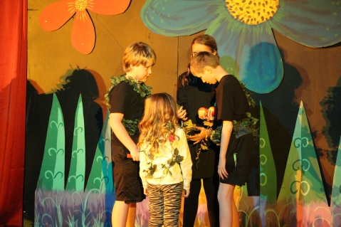 Performance of CSI Neverland, TACT, Tamaqua Community Arts Center, Tamaqua, 10-17-2015 (142)