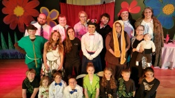 Performance of CSI Neverland, TACT, Tamaqua Community Arts Center, Tamaqua, 10-17-2015 (15)