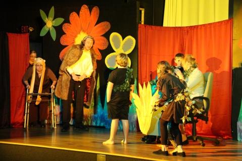 Performance of CSI Neverland, TACT, Tamaqua Community Arts Center, Tamaqua, 10-17-2015 (159)
