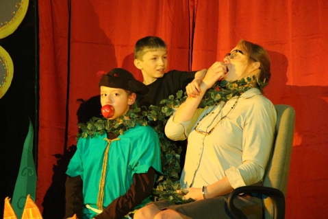 Performance of CSI Neverland, TACT, Tamaqua Community Arts Center, Tamaqua, 10-17-2015 (166)