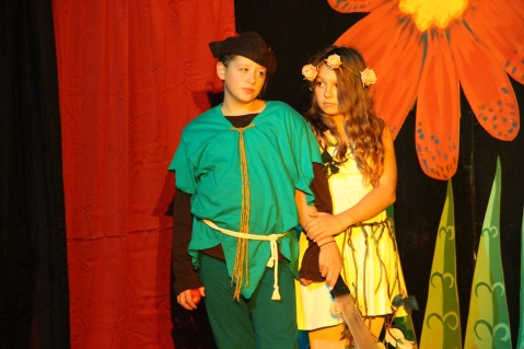Performance of CSI Neverland, TACT, Tamaqua Community Arts Center, Tamaqua, 10-17-2015 (181)