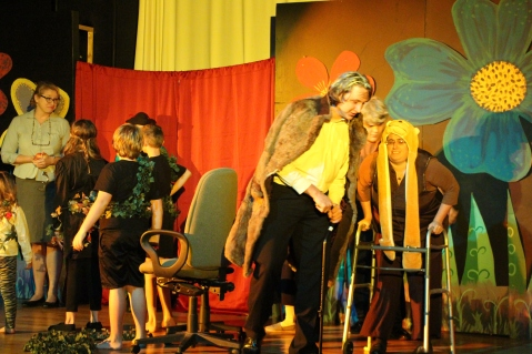 Performance of CSI Neverland, TACT, Tamaqua Community Arts Center, Tamaqua, 10-17-2015 (184)