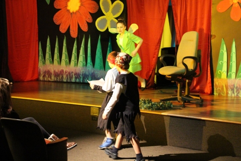 Performance of CSI Neverland, TACT, Tamaqua Community Arts Center, Tamaqua, 10-17-2015 (194)