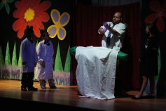 Performance of CSI Neverland, TACT, Tamaqua Community Arts Center, Tamaqua, 10-17-2015 (213)