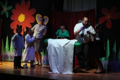 Performance of CSI Neverland, TACT, Tamaqua Community Arts Center, Tamaqua, 10-17-2015 (215)