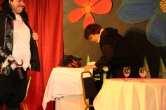 Performance of CSI Neverland, TACT, Tamaqua Community Arts Center, Tamaqua, 10-17-2015 (252)