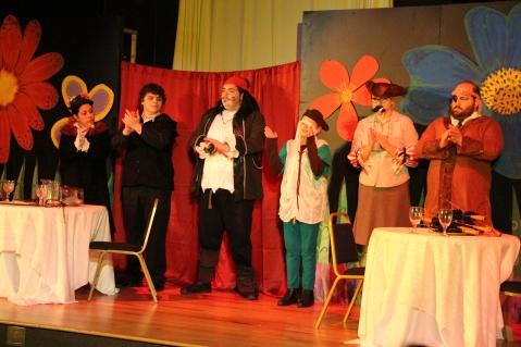 Performance of CSI Neverland, TACT, Tamaqua Community Arts Center, Tamaqua, 10-17-2015 (260)