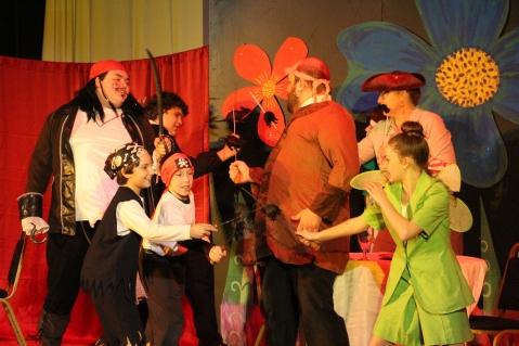 Performance of CSI Neverland, TACT, Tamaqua Community Arts Center, Tamaqua, 10-17-2015 (269)