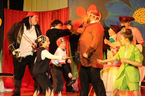 Performance of CSI Neverland, TACT, Tamaqua Community Arts Center, Tamaqua, 10-17-2015 (272)