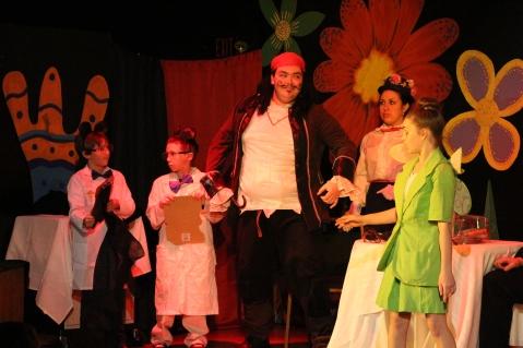Performance of CSI Neverland, TACT, Tamaqua Community Arts Center, Tamaqua, 10-17-2015 (297)