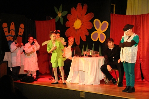 Performance of CSI Neverland, TACT, Tamaqua Community Arts Center, Tamaqua, 10-17-2015 (302)