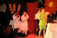 Performance of CSI Neverland, TACT, Tamaqua Community Arts Center, Tamaqua, 10-17-2015 (303)