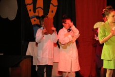 Performance of CSI Neverland, TACT, Tamaqua Community Arts Center, Tamaqua, 10-17-2015 (304)