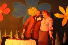 Performance of CSI Neverland, TACT, Tamaqua Community Arts Center, Tamaqua, 10-17-2015 (305)