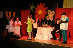 Performance of CSI Neverland, TACT, Tamaqua Community Arts Center, Tamaqua, 10-17-2015 (307)