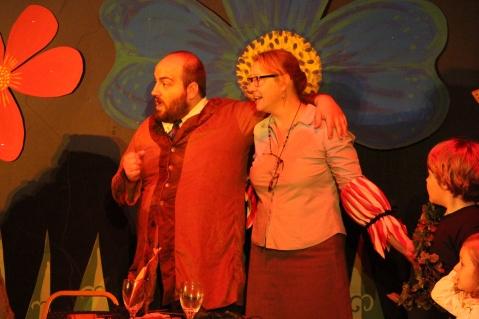 Performance of CSI Neverland, TACT, Tamaqua Community Arts Center, Tamaqua, 10-17-2015 (310)