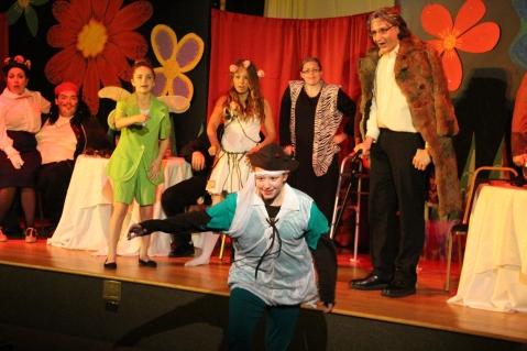 Performance of CSI Neverland, TACT, Tamaqua Community Arts Center, Tamaqua, 10-17-2015 (313)