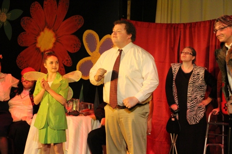 Performance of CSI Neverland, TACT, Tamaqua Community Arts Center, Tamaqua, 10-17-2015 (321)