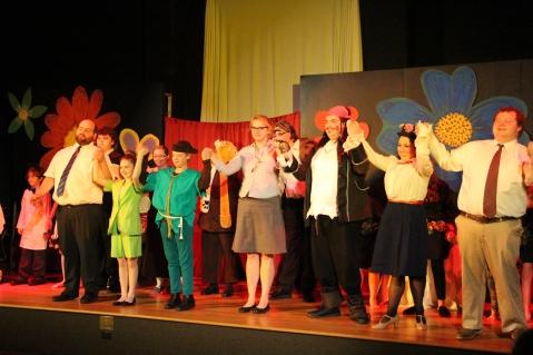 Performance of CSI Neverland, TACT, Tamaqua Community Arts Center, Tamaqua, 10-17-2015 (360)