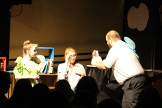 Performance of CSI Neverland, TACT, Tamaqua Community Arts Center, Tamaqua, 10-17-2015 (48)
